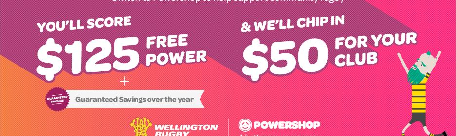 Powershop Club Rebate scheme