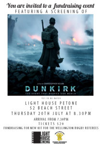Movie Premier Night - Dunkirk @ Light House Cinema
