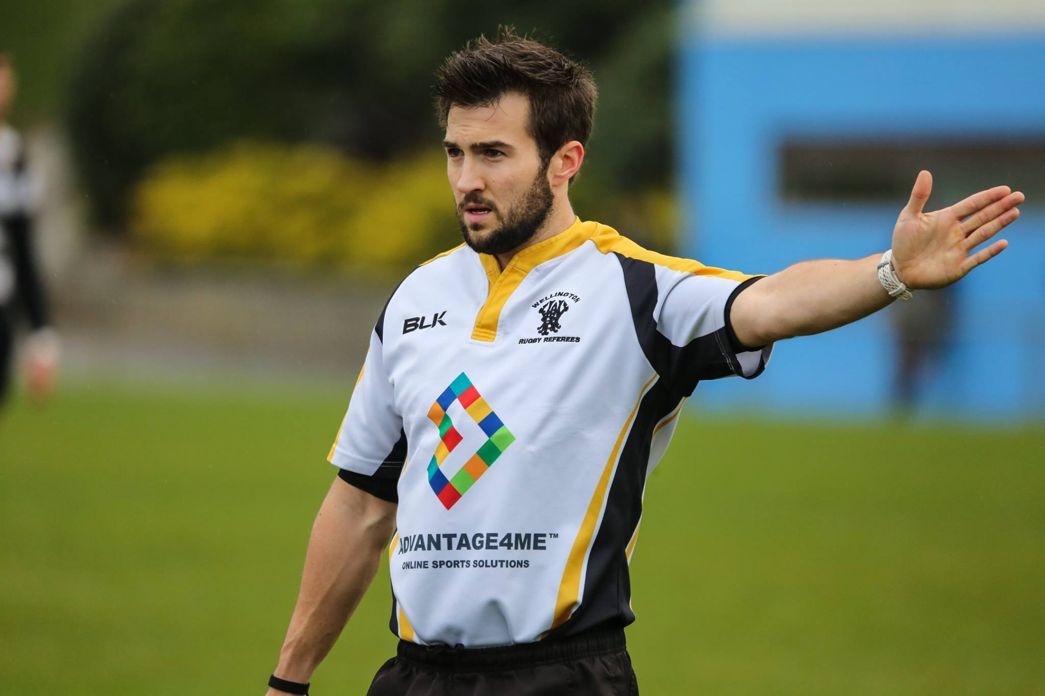Wellington Rugby Referees